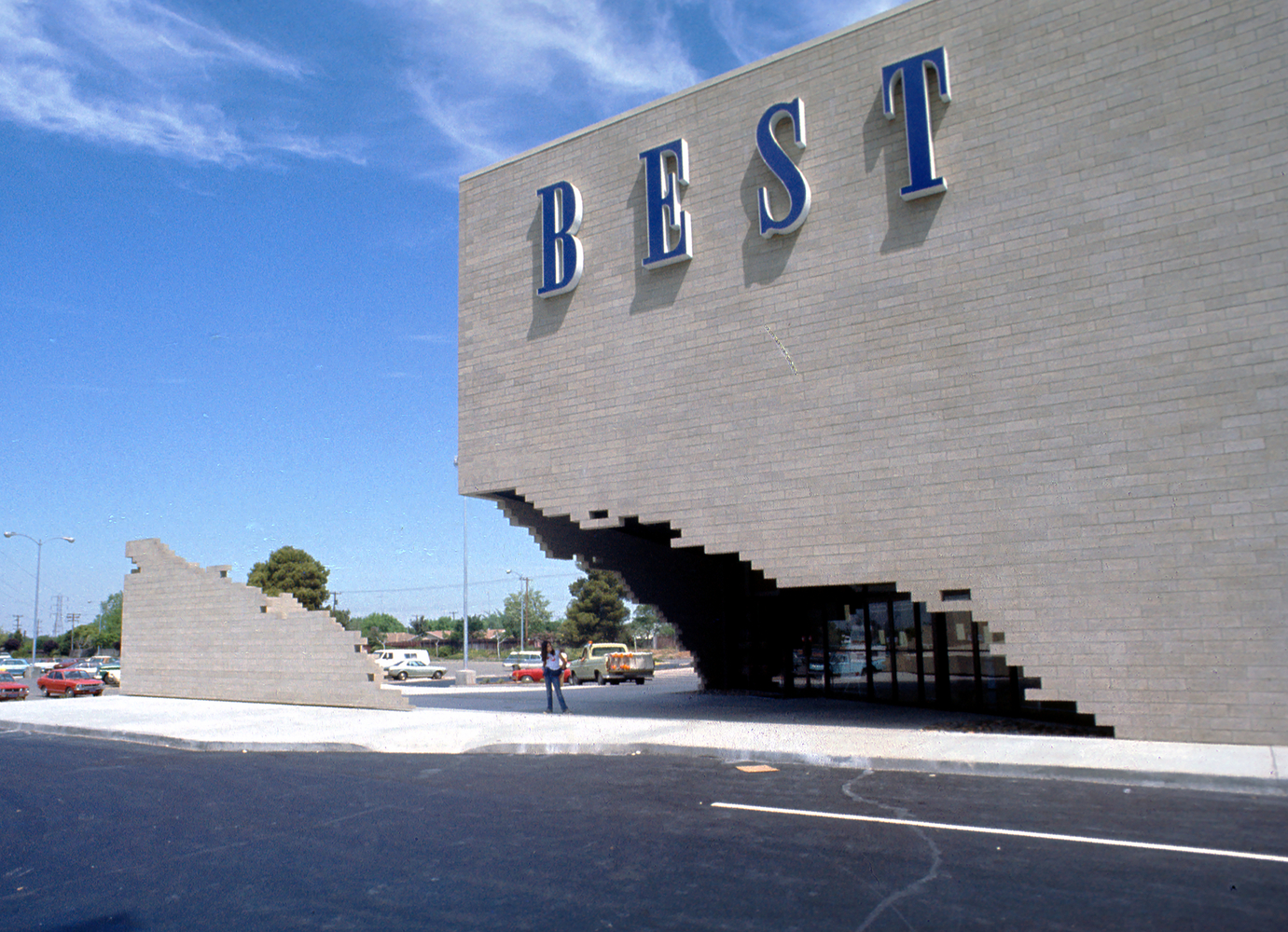 Lovely When Art, Architecture And Commerce Collided: The BEST Products Showrooms  By SITE,Notch