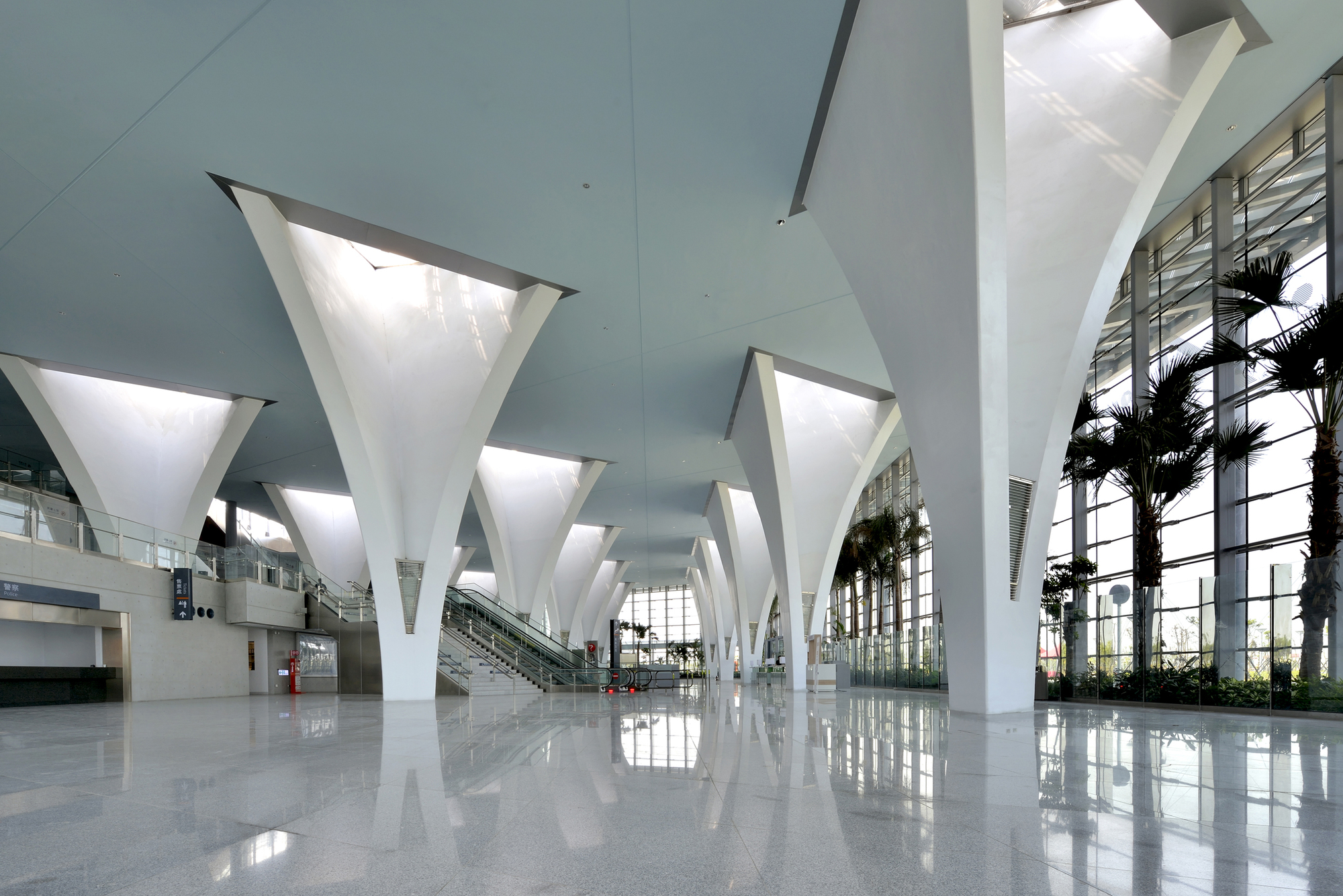 Gallery of changhua station thsr kris yao artech 3 Interior home column design ideas