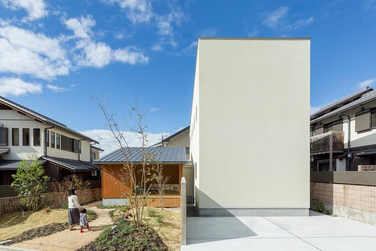 Casa Maibara / ALTS Design Office, © Yuta Yamada