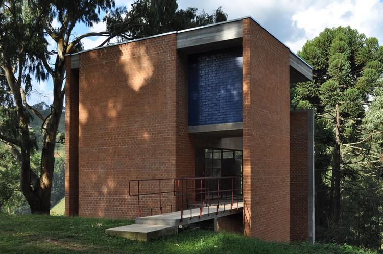 Duas casas na Mantiqueira / B Arquitetos, Casa B. Imagem Cortesia de B Arquitetos