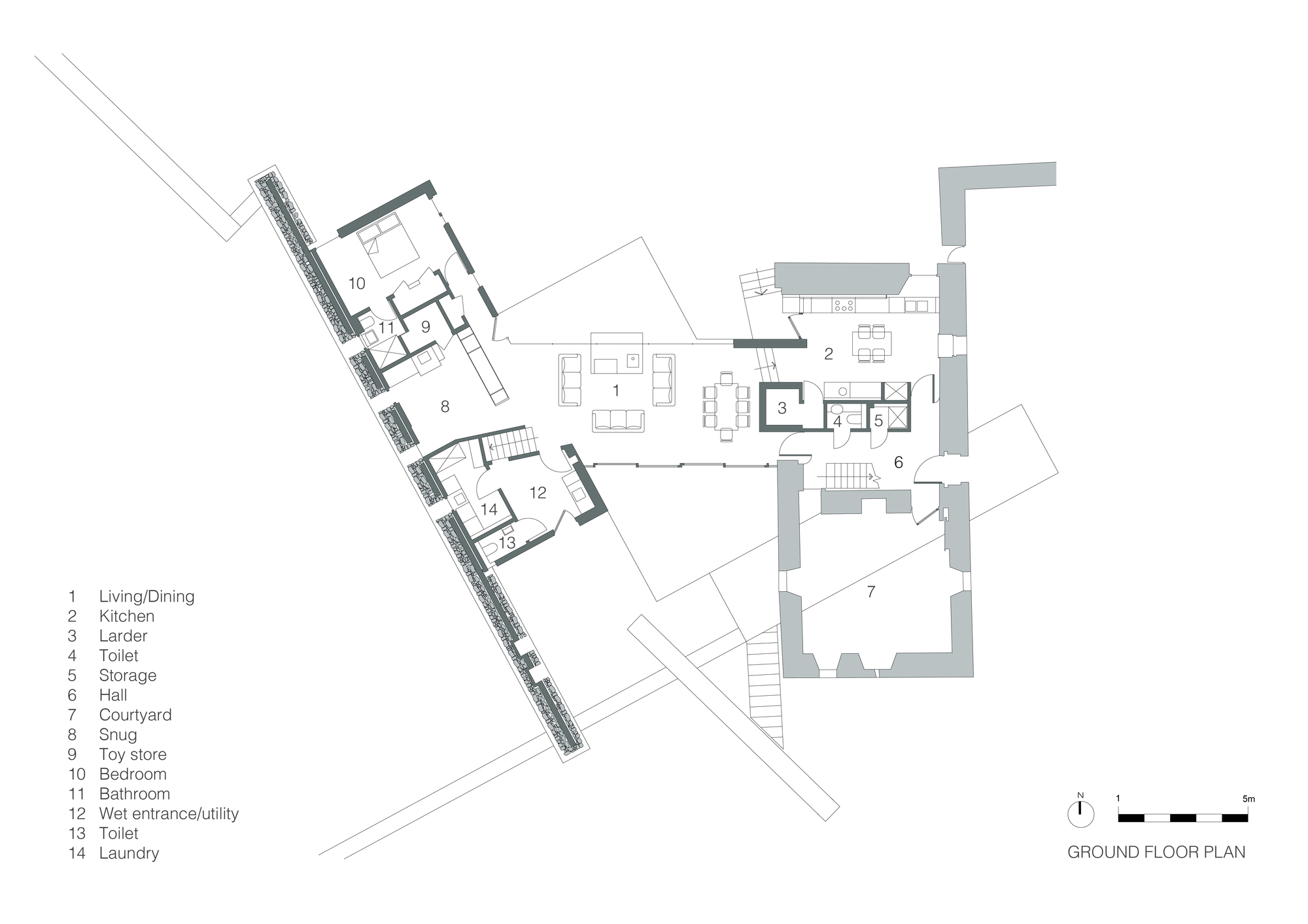 Gallery Of The White House Wt Architecture 14