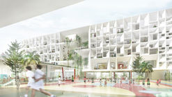 Henning Larsen Architects Designs French International School in Hong Kong