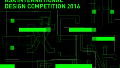 """Chamada para o concurso internacional de projeto ASA 2016: O que é o novo """"básico""""?"""