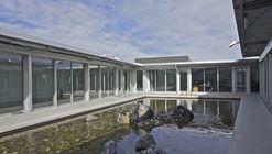 Centro de Pesquisas Arqueológicas Archeodunum / Christophe Hutin architecture