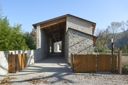 Recovery of Farm Buildings / Studio Contini