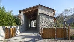 Recovery of Farm Buildings / Studio Contini