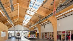 Fire Station 76 / Hennebery Eddy Architects