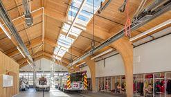 Estação de Bombeiros 76 / Hennebery Eddy Architects
