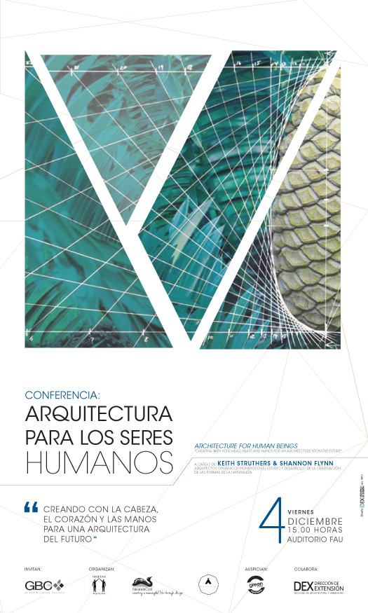 Conferencia 'Arquitectura para los seres humanos'