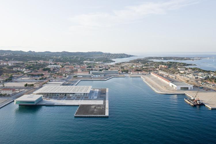 Sea Pavillion / Stefano Boeri Architetti, © Iwan Baan