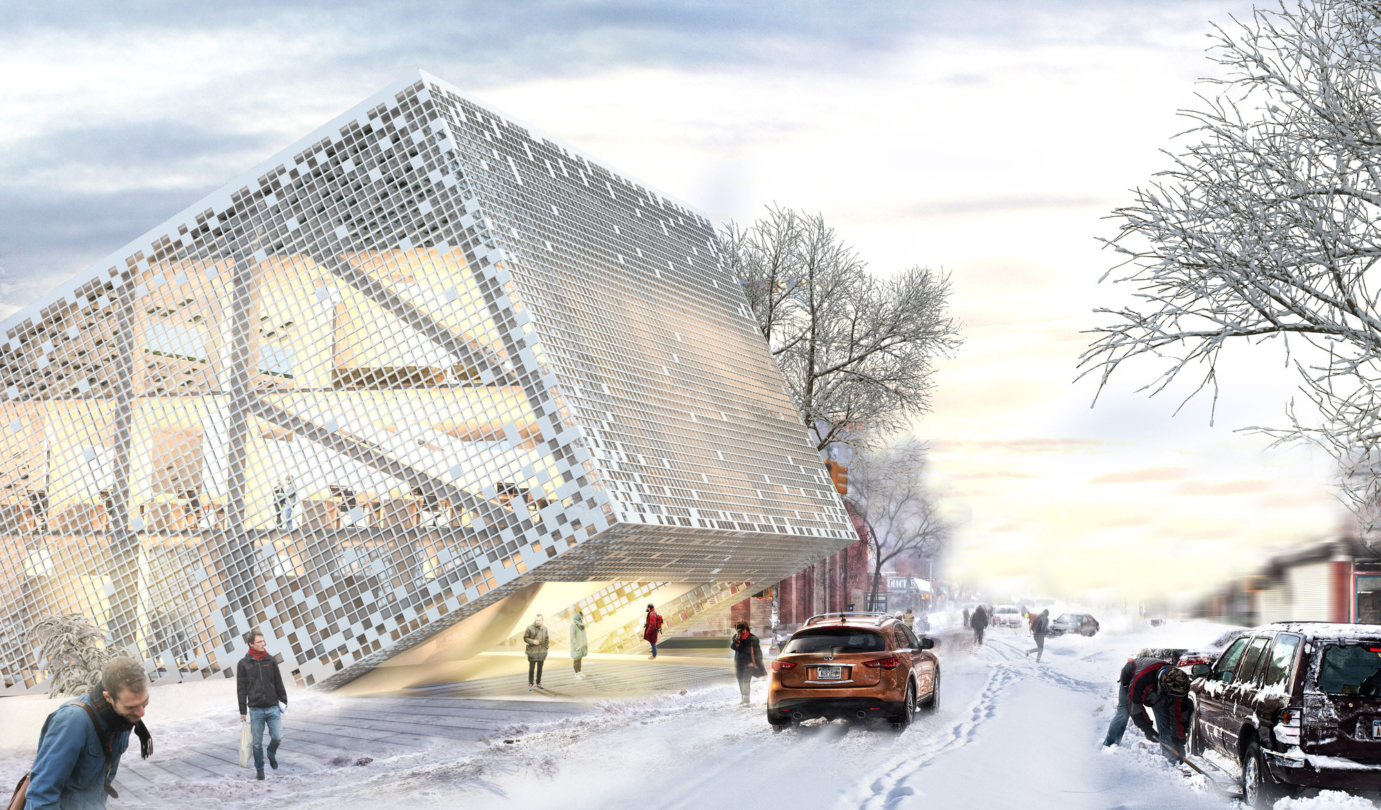 Architecture Exterior: Gallery Of New Wave Architecture Designs Sustainable