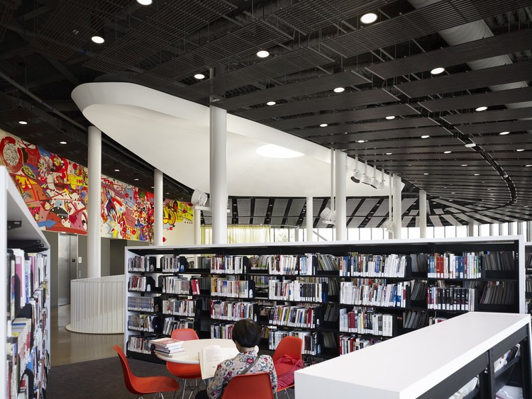 Chinatown Branch Library Som Archdaily