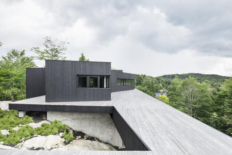 Residência La Héronnière / Alain Carle Architecte, © Adrien Williams