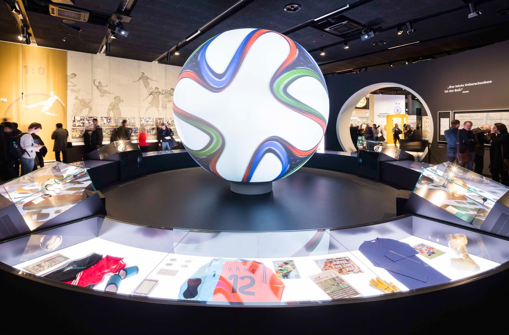 Gallery of German Football Museum / HPP Architects - 6