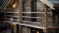 JS' Barn Reconversion / Alp'Architecture Sàrl