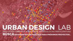 Convocatoria Urban Design LAB: prácticas en proyectos urbanos