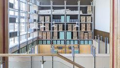 Archive Studio / Jonathan Tuckey Design