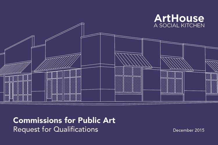 Request for Qualifications: Public Art Commissions at ArtHouse, Gary, IN