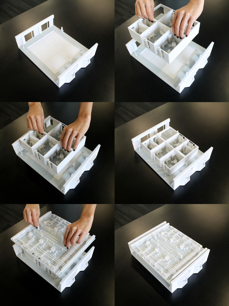 Pleasing Gallery Of Digital Craft 3D Printing For Architectural Download Free Architecture Designs Scobabritishbridgeorg