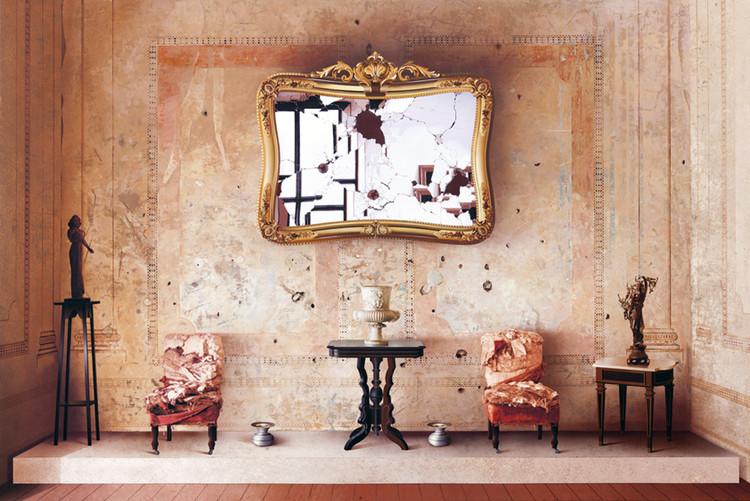 El pintor Ben Johnson lleva la representación arquitectónica a niveles increíbles de realismo