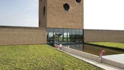 Inspiratiecentrum De Grevelingen / Paul De Ruiter Architects