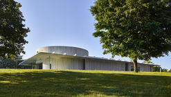 Monmouth Battlefield State Park Visitor Center / ikon.5 architects