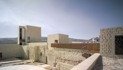 Baena Castle Restoration / Jose? Manuel Lo?pez Osorio