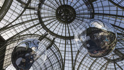 Tomás Saraceno Unveils Air-Filled Sculptures at COP21 That Will Travel the World