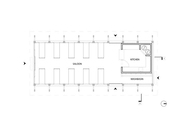Classroom Design Size ~ Aula multifuncional mazaronkiari marta maccaglia paulo