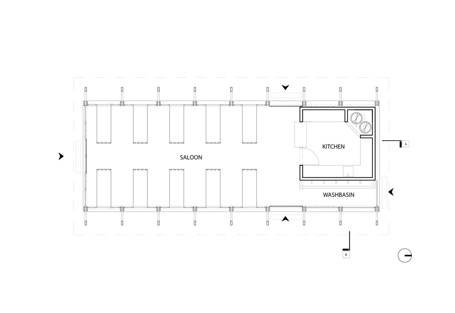 Gallery of Mazaronkiari Multifunctional Classroom / Marta