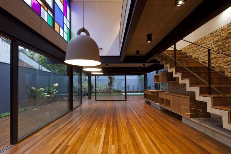 Casa Vila Nova  / Vasco Lopes Arquitetura, © Maira Acayaba