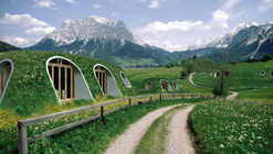 "These Modular ""Hobbit Houses"" Can Be Assembled in Three Days"