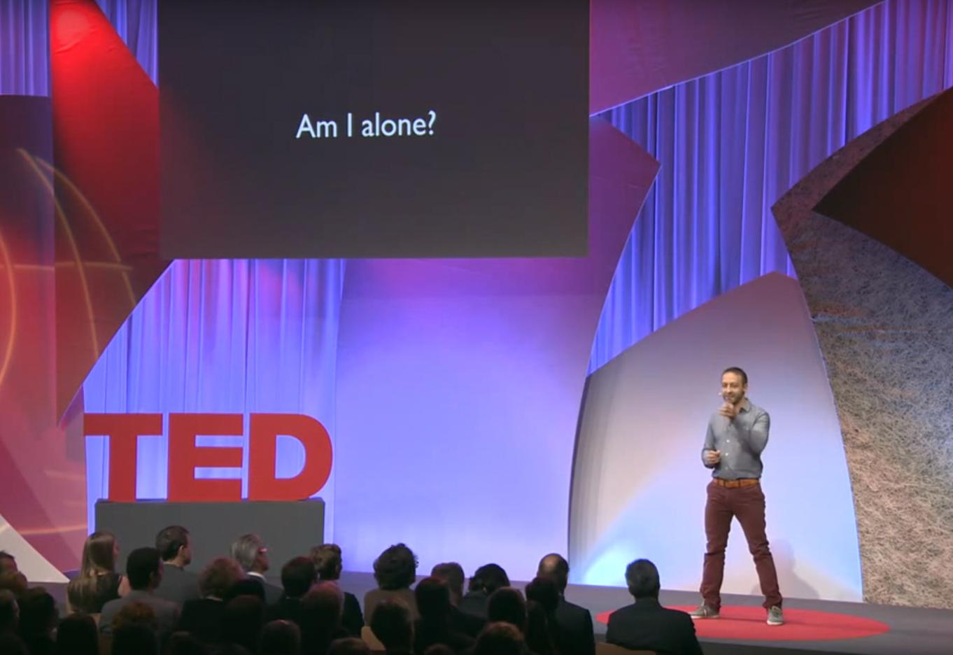 TED Talk: Mapas felizes