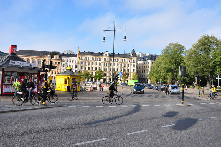 5 vídeos sobre mobilidade urbana e direito à cidade, Estocolmo, Suécia. Image © Francisco Antunes, via Flickr