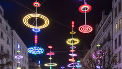 Brut Deluxe Lights up the Streets of Geneva with LUX.LGE Installation