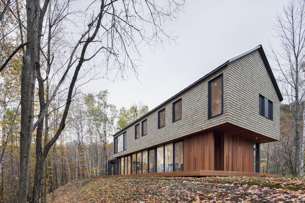 Casa KL / Bourgeois / Lechasseur architectes