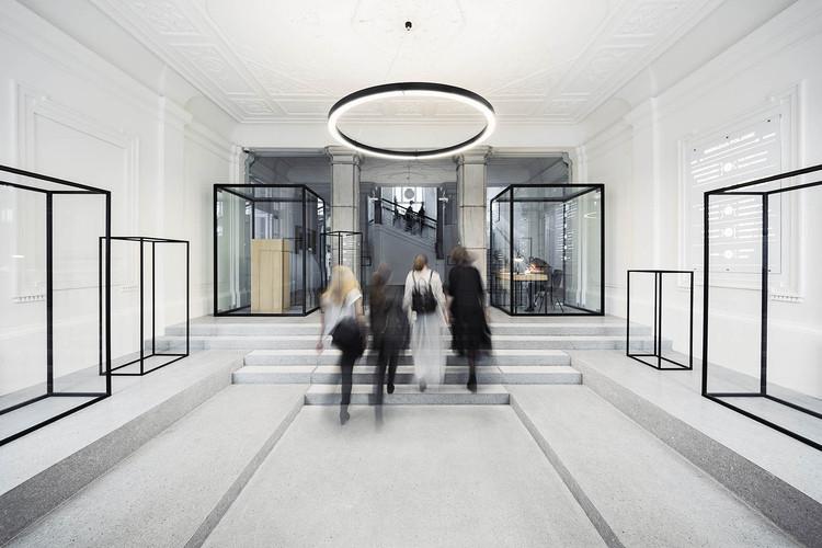 9 Frames Hall / SVET VMES, © Matevž Paternoster