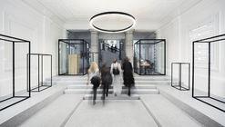 9 Frames Hall / SVET VMES