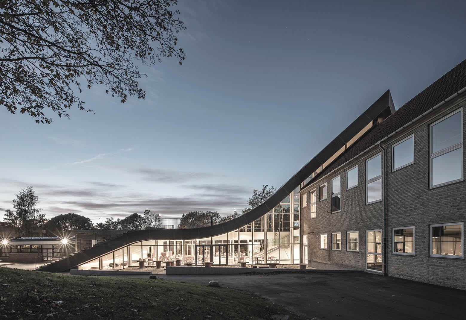 Centro Cultural Mariehøj / Sophus Søbye Arkitekter + WE Architecture
