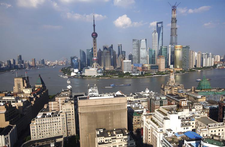 Seminário do Comitê Internacional de Críticos de Arquitetura reúne profissionais de todos os continentes em Xangai e Hangzhou , Xangai, China. Image © Carlos Barria