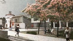 Duque Motta + Livingstone + Jadue, segunda mención en concurso Edificio Consistorial de Papudo