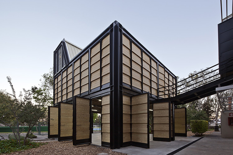 Atelier ARS˚ y Losada García Arquitectos, destacados en Design Vanguard 2015, Anexo TID ITESO / ATELIER ARS°. Image © Onnis Luque