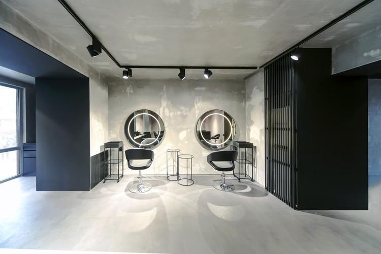 Beauty Salon Numero Uno / MEL   Architecture and Design   ArchDaily