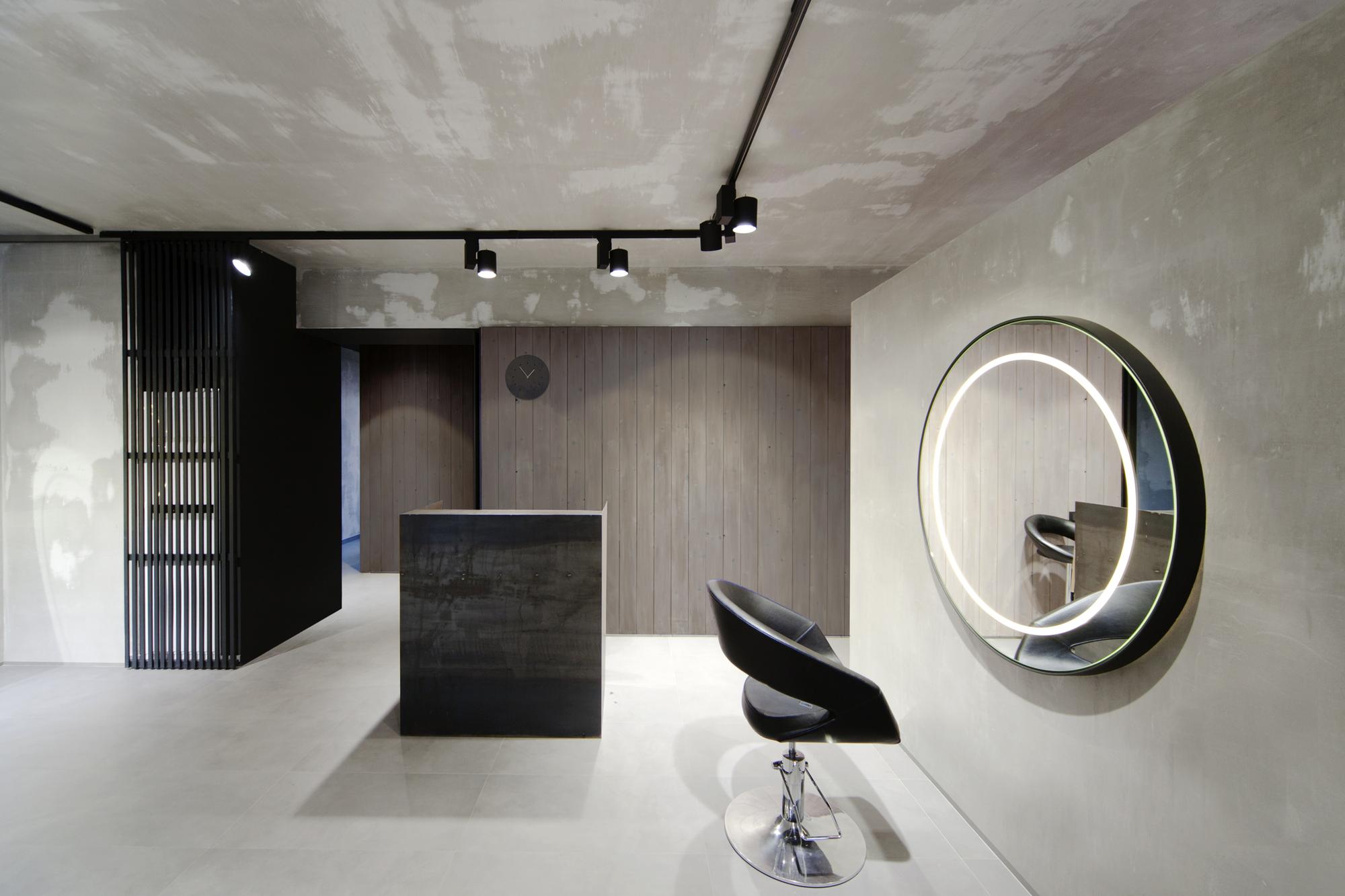 Gallery Of Beauty Salon Numero Uno Mel Architecture