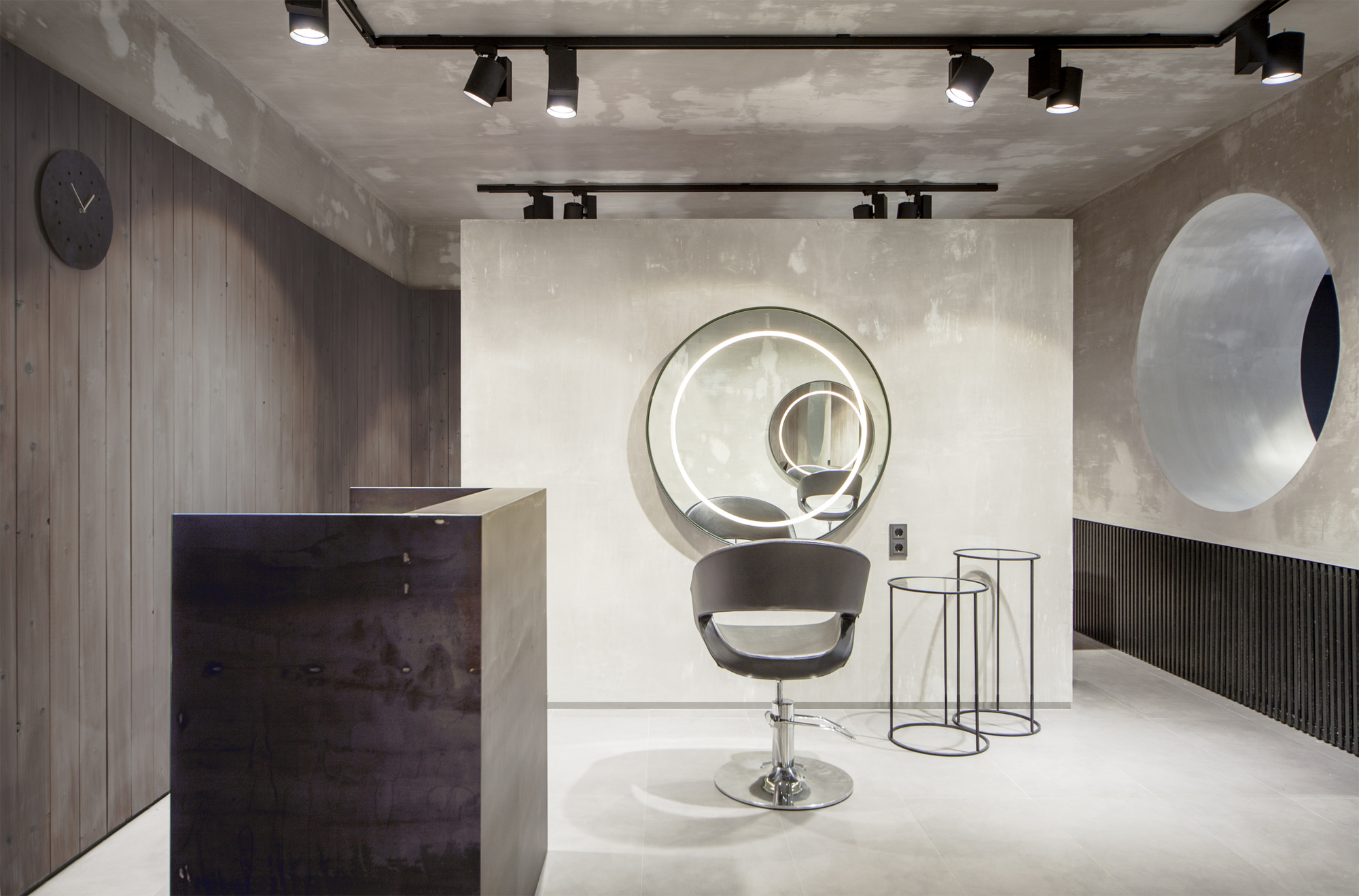 Beauty Salon Numero Uno Mel Architecture And Design Archdaily