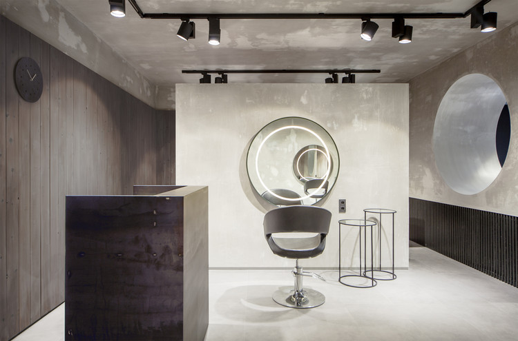 Beauty Salon Numero Uno / MEL | Architecture and Design, © Pavel Chaunin