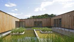 Ecole des Bartelottes à la Ville-du-Bois / NOMADE Architects