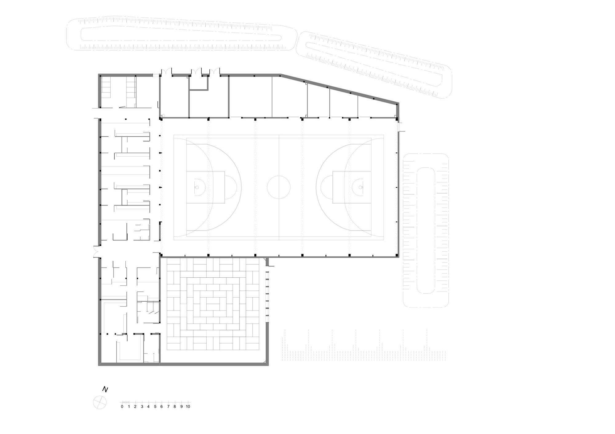 Galeria de ecole des bartelottes la ville du bois for Floor 5 swordburst 2
