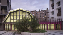 Centro Comunitario de Saint-Blaise / Bruno Rollet Architect