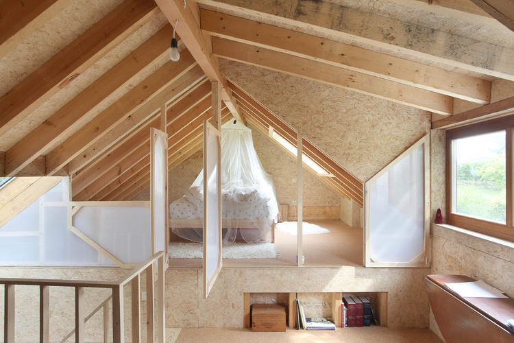 Workshop / Aurelie Hachez Architecte, © Maxime Delvaux